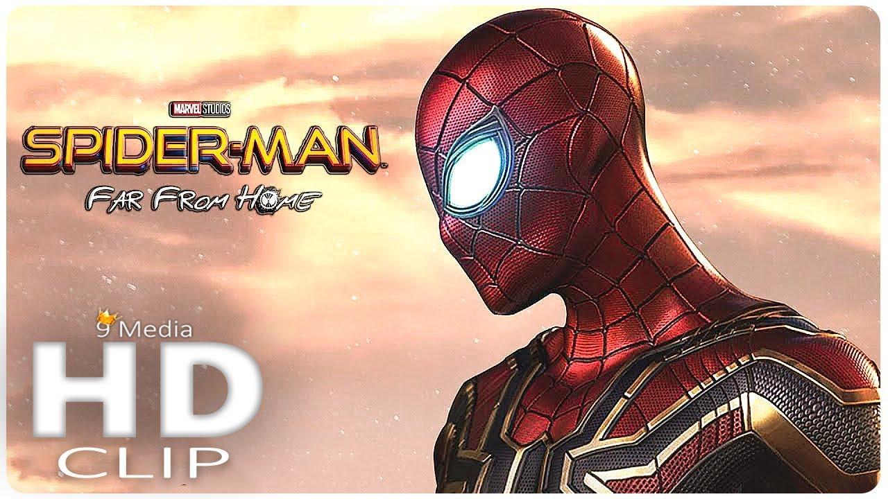 spider-man: far from home teaser (2019) marvel - youtube