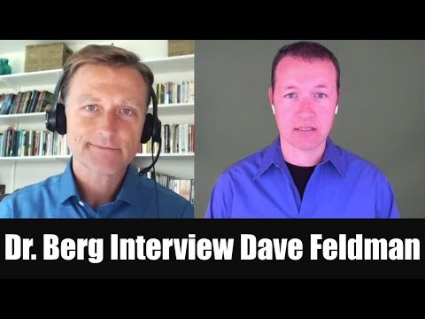 Dr. Berg Interview Dave Feldman on the Truth About LDL Cholesterol
