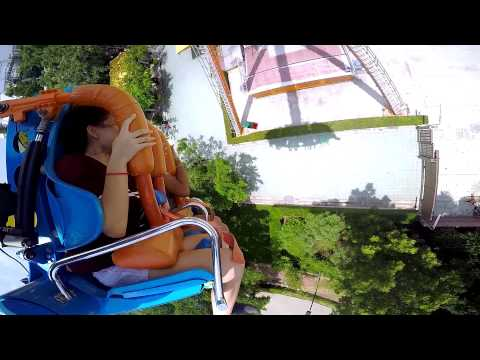 Tornado ทอร์นาโด [Technical Park - Typhoon] Dream World, Thailand