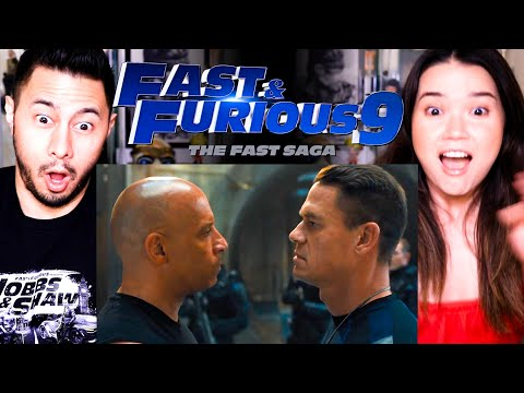 FAST & FURIOUS 9 | F9: The Fast Saga | Vin Diesel | Trailer Reaction | Jaby Koay