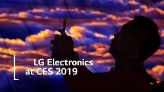 LG Electronics at CES 2019 | LG USA