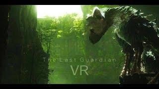 PS4 Pro / PSVR / The Last Guardian™ VR-DEMO / deutsch