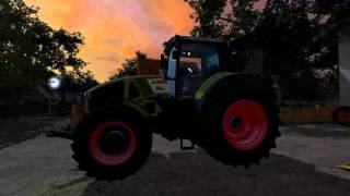 LS15 Claas Axion 950 CZMOD Team Soundupdate v2.0 by DjLitho   Real Indoorsound