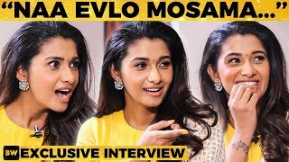 """Tamil Ketta Vaarthai Thaan Pesuven"" - Priya Bhavani Shankar Exclusive Interview | SS 109"