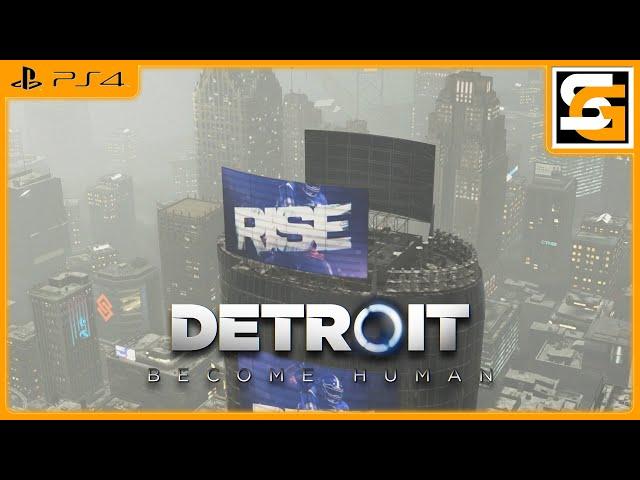 Detroit: Become Human #21 - Zeit aufzustehen