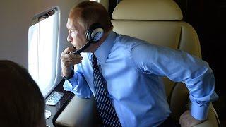 Russia's Putin Talks Trade With China Ahead of G-20 Summit