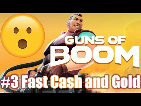 Guns of Boom #3 Fast Cash and Gold!