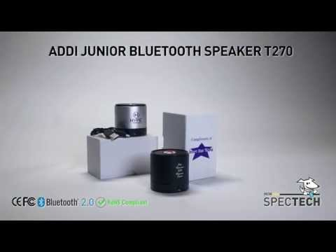 Bluetooth Speaker ADDI JUNIOR