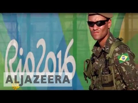 Brazil troops launch anti-crime operations in Rio slums