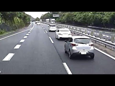 この走り方が休日の混雑・渋滞・煽り・事故の原因!