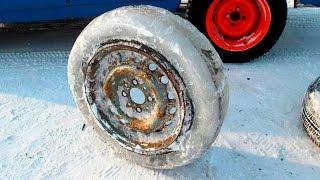 Ледяные Колеса / Лёд Вместо Покрышки