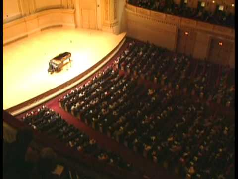 Cyprien Katsaris live at Carnegie Hall, New York - Chopin: Fantasy, Op. 49