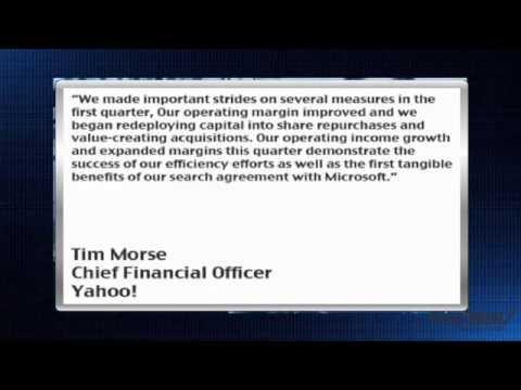Earnings Report: Yahoo Beats Estimates as Display Ad Revenue Jumps 20%