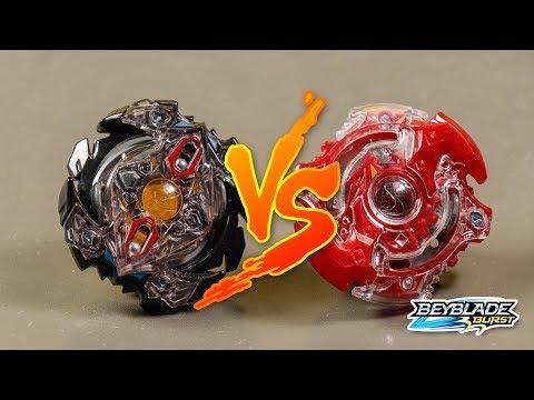 Beyblade Burst Battle Zillion Zeus VS Storm Spriggan Menang Telak Takara Indonesia