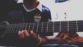 Lagu Doraemon versi gitar