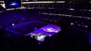 Prince halftime tribute at Vikings stadium opening 09/18/16