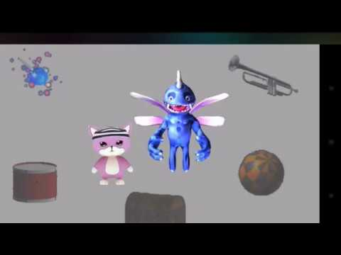 ACM IDC'16: Children's Interactions in AR Game Testbed