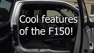 cool features on the f150