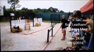 Worldshoot 2014: Edward Rivera & Rob Leatham