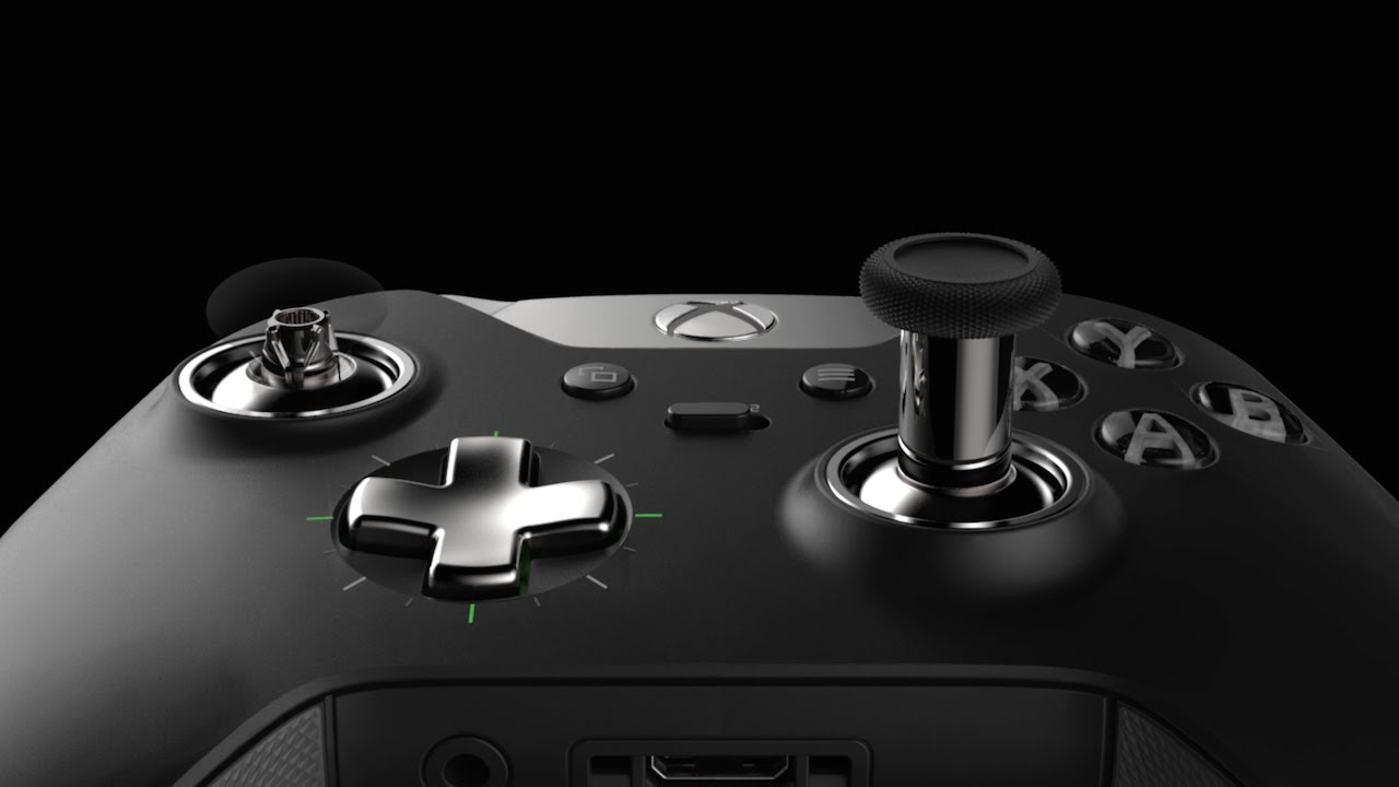 Xbox One Elite Controller First Impressions