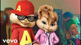 Luis Fonsi Demi Lovato chame La Culpa Alvin and The Chipmunks.mp3