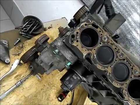 How to replace  the cylinder head  gasket on a 4  cylinder engine ( ENGLISH )