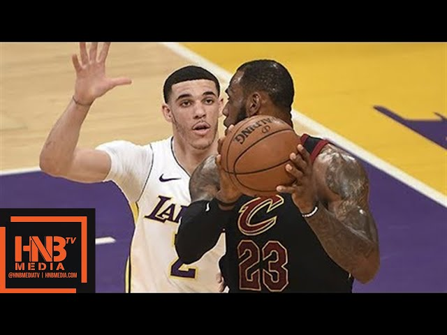 Cleveland Cavaliers vs Los Angeles Lakers Full Game Highlights / March 11 / 2017-18 NBA Season #1