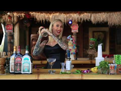 How to make the classic Lemba Daiquiri by Sabina Kelly
