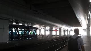 [19년 08월 01일] ITX새마을 #1010 대전역 5홈 진입영상
