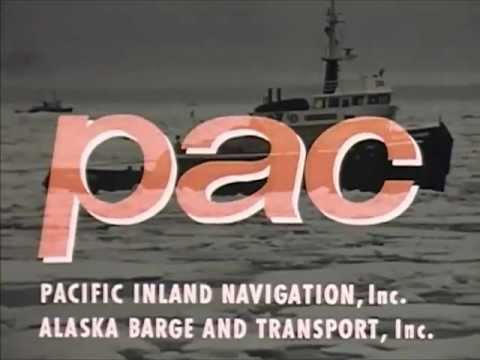 Building Alaska's Central Oil Pipeline - Alaska Petroleum - CharlieDeanArchives / Archival Footage