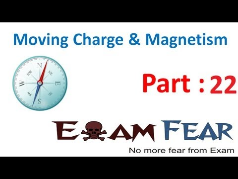 Physics Moving Charge & Magnetism part 22 (Ampere circuital law) CBSE class 12