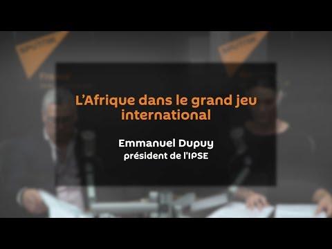 L'Afrique dans le grand jeu international