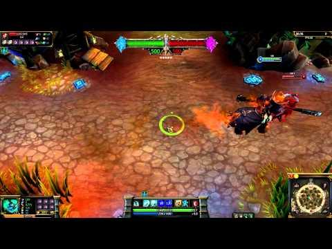 Full - Headless Hecarim League of Legends Skin Spotlight