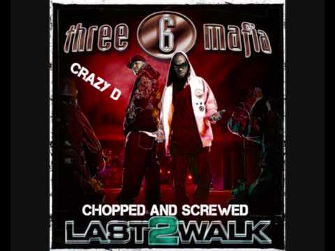 Three 6 Mafia Feat. Akon - That's Right (Chopped And Screwed)