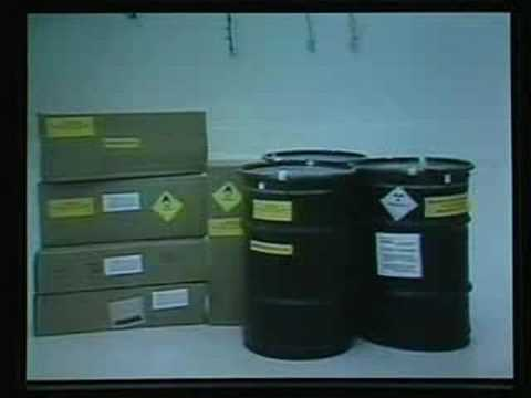 Depleted Uranium Rounds used by US Military