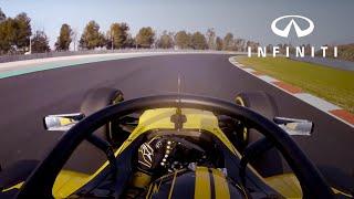 INFINITI Formula One 2018 Mood Film