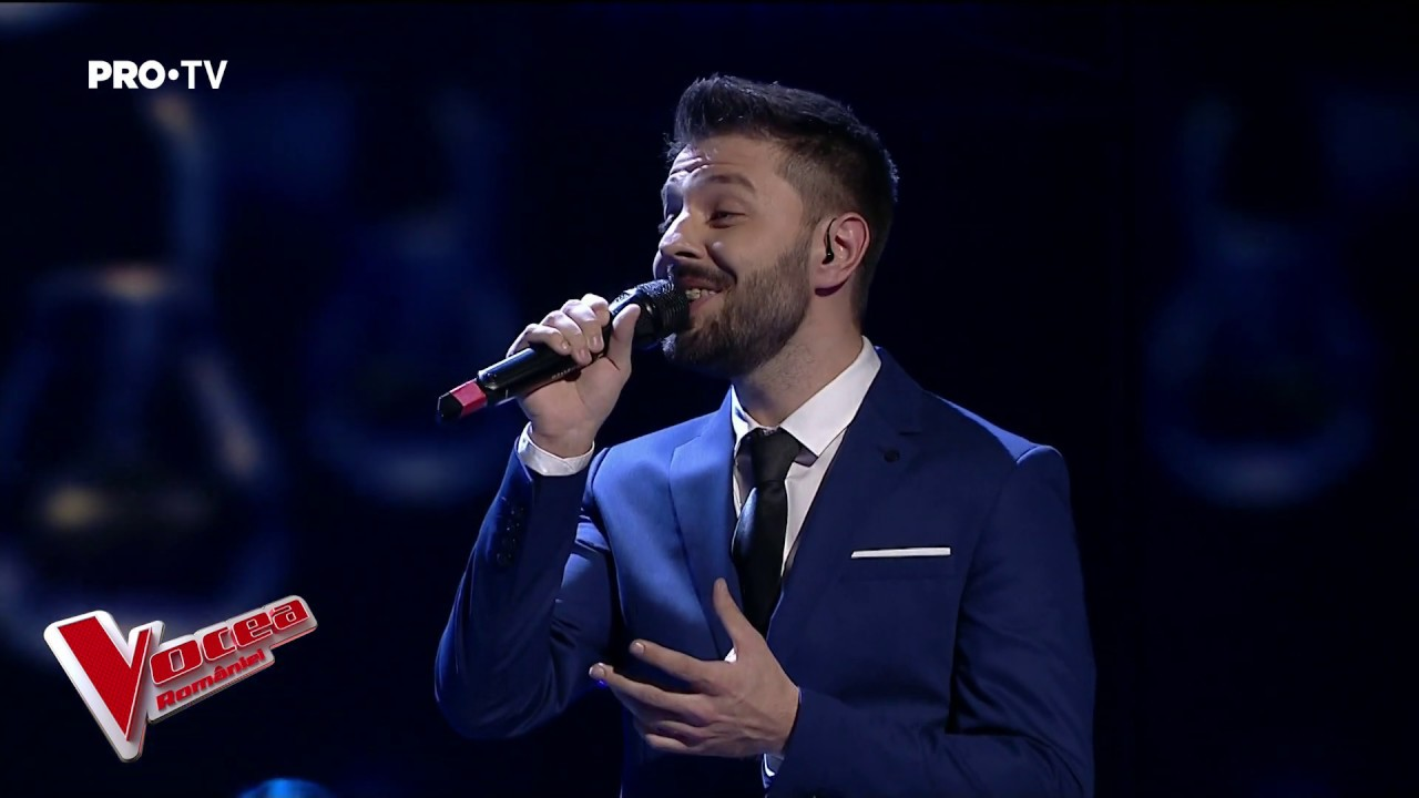 Bogdan Ioan & Feli - I want to spend my lifetime loving you | Finala | Vocea Romaniei 2018