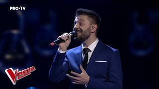 Bogdan Ioan & Feli - I want to spend my lifetime loving you Finala Vocea Romaniei 201 ...