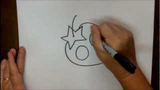 How To Draw A Strawberry Step By Step Cartoon Tutorial