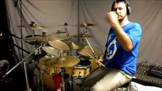 SLIPKNOT - The Shape - drum cover