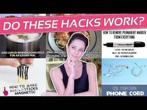 Do These Hacks Work? - Hack It: EP84