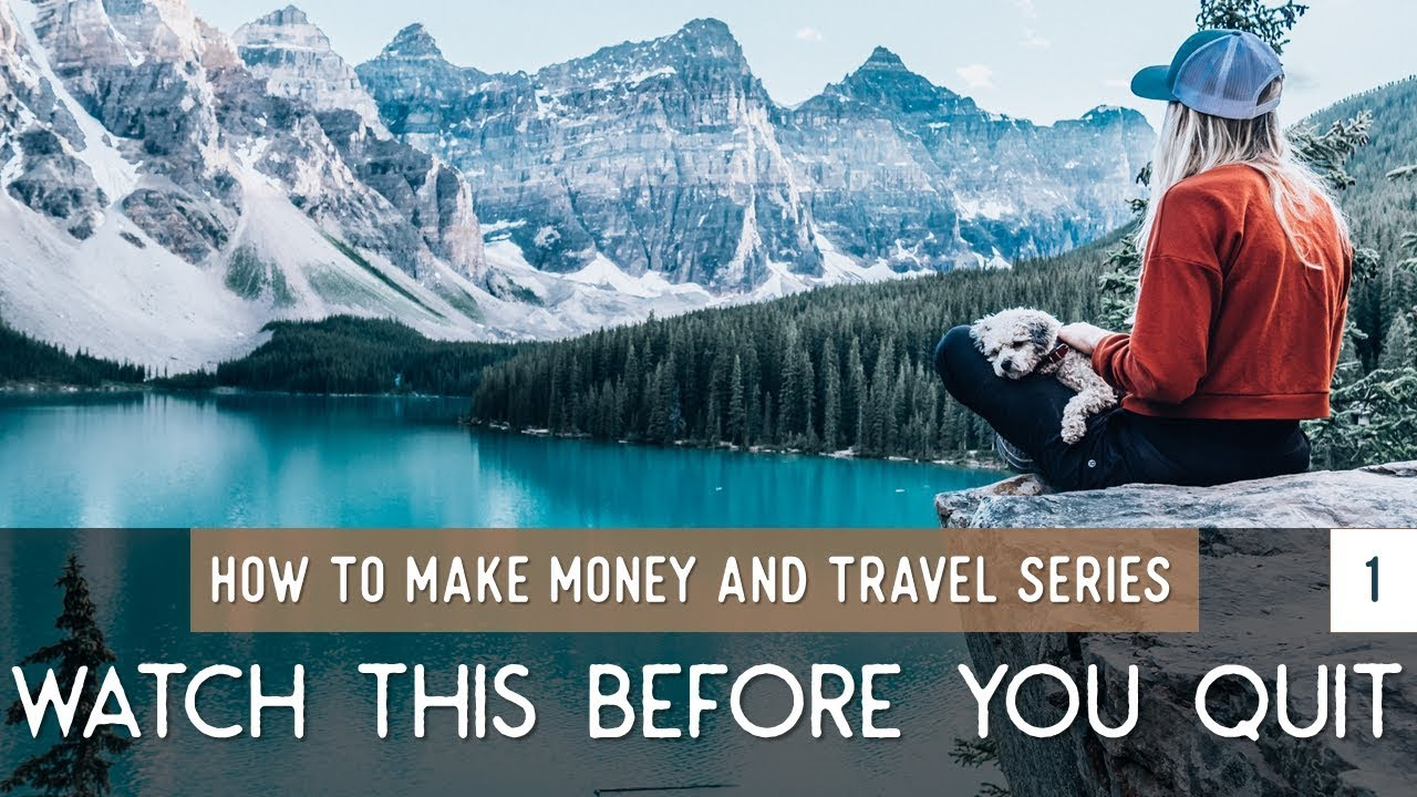 5 WAYS TO QUIT YOUR JOB (AND TRAVEL)