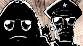 AXE COP - The Beginning (Episode 3)
