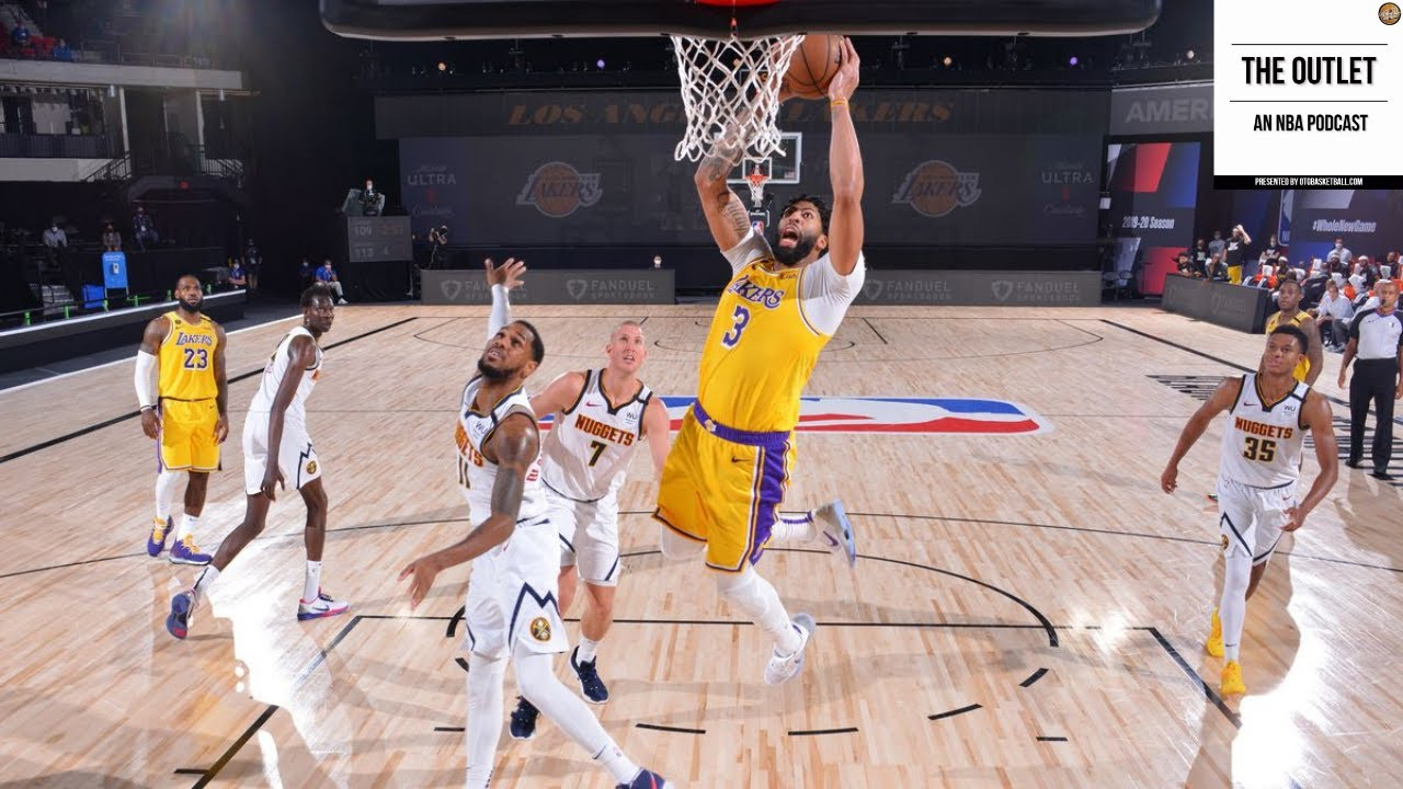 Anthony Davis Leads LA to a Game 1 Win