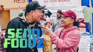 Blue Ribbon Bacon Festival: Send Foodz w/ Timothy DeLaGhetto & David So