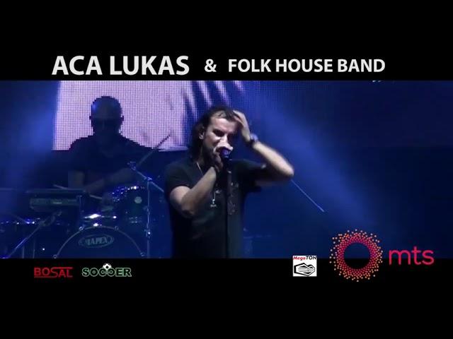 NAJVECA ZURKA NA BALKANU Aca Lukas & Folk House Band! (HYPE TOUR PROMO)