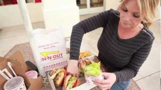 In-N-Out Secret Menu : 30 Day Vlog Challenge Day 17 - www.alishacryderman.com
