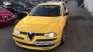 2000 Alfa Romeo 156 2.5 V6 biturbo by Novitec