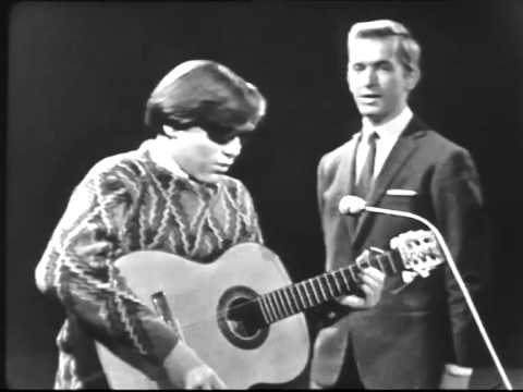 Jose Feliciano Batucada - Goin to Chicago LIVE Malaguena guitar
