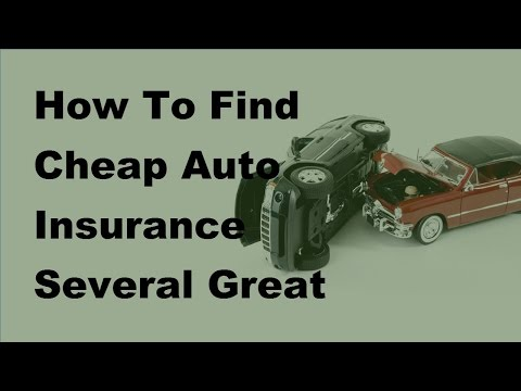 2017 Vehicle Insurance Policy | How To Find Cheap Auto Insurance   Several Great Tips You Need To Kn